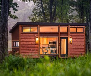 Escape Traveler Road Cabin