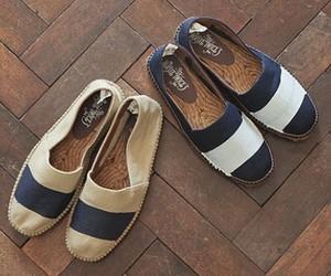 The Captain Basque Shoe