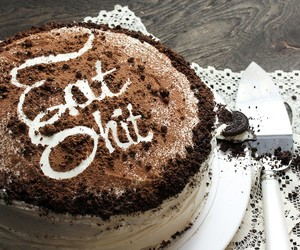 Sarcastically Decorated Cakes by Sarah Brockett