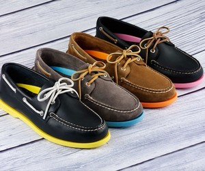 Top-Sider A/O 2-Eye Boat Shoes for Barneys
