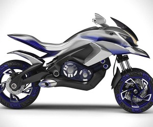 Yamaha 01Gen Trike