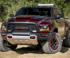 Dodge Ram Rebel TRX 4x4