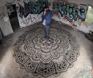 Urban Mandalas by Artist Arthur-Louis Ignore