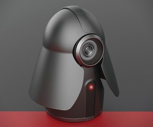 Darth Vader Security Camera
