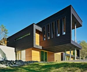 Villa Storingavika by Saunders Architecture
