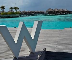 W Hotel and Spa in Maldives