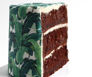 ALANA JONES-MANN AND HER TROPICAL CAKE