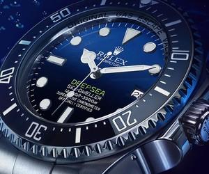 James Cameron Rolex Timepiece