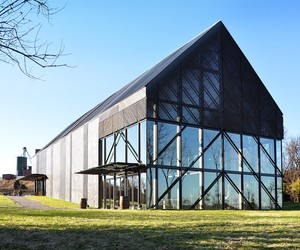 Wild Turkey's New Visitor Center