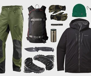Winter Hiking Gear Essentials