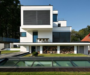 XV house by RS+ Robert Skitek