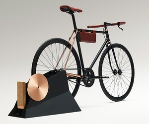 Yamaha's Bicycle-Powered Bamboo Battery