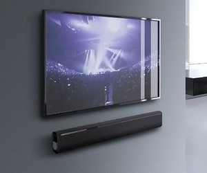 Yamaha YAS-106 Sound Bar with Dual Subwoofers