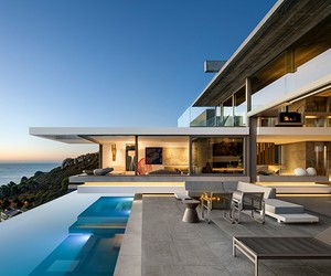 SAOTA Completes Stefan Antoni's Home In Cape Town