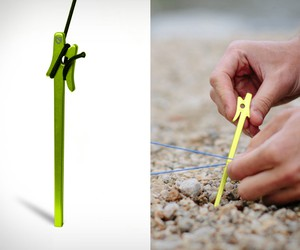 Airpin Ultralight Tent Stakes