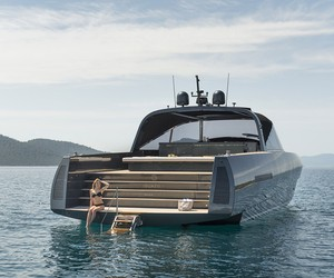 NTRODUCING THE ALEN 68 YACHT