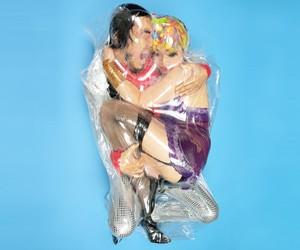 'Flesh Love' Series by Photographer Hal