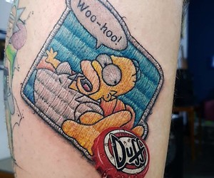 Tattoos like a patch