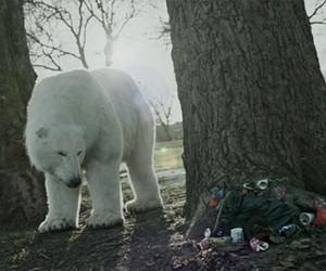 Greenpeace – Homeless Polar Bear in London
