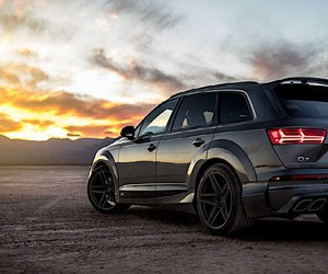 Abt and Vossen create ten exclusive Audi Q7s