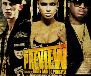 Bad Boy The Preview Mixtape