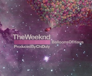 The Weeknd x Chi Duly - Balloons of Haus