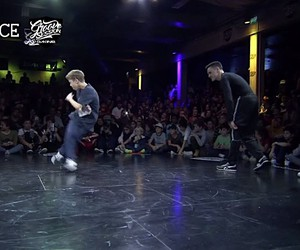 BBoy Grom at this year's Groove Session