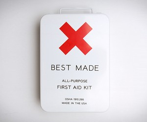 First Aid Kits, by Best Made Co