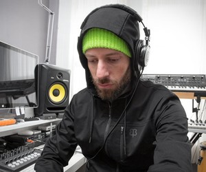 Audio Engineer Hoodie