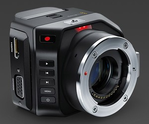 Blackmagic Remote Controlled Digital Film Camera