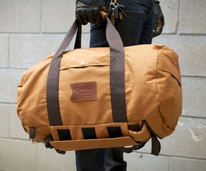 Bixby Duffle Bag | by Brixton