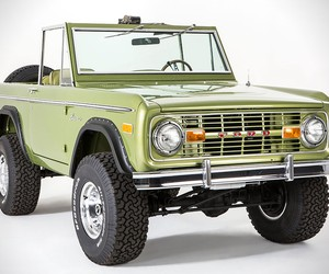 1973 Classic Ford Bronco