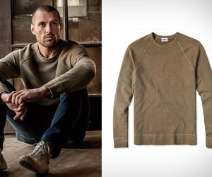 Buck Mason Vintage Sweatshirt