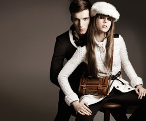 Burberry Prorsum Fall 2011 October Campaign