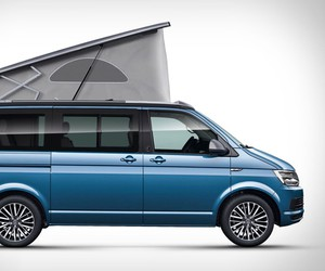 VW California Camper Van 30 Years Edition