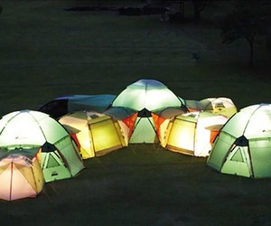 Ultimate Modular Man Tent