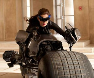 Anne Hathaway in Dark Knight Rises Preview