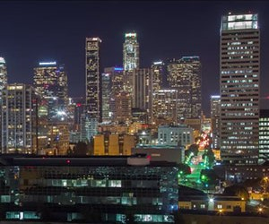 City Lights by Colin Rich