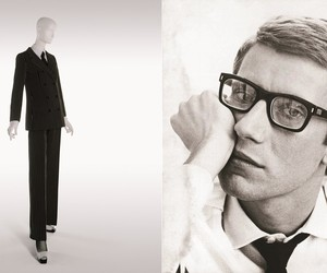 "THE BOWES MUSEUM PRESENTS: ""YVES SAINT LAURENT"