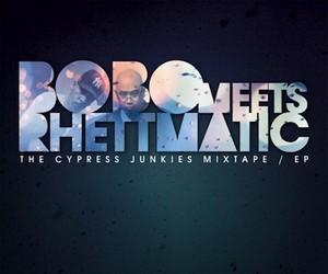"Bobo Meets Rhettmatic – ""The Cypress Junkies"" EP,"