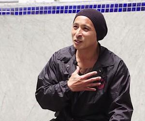The legend skateboarder daewon song