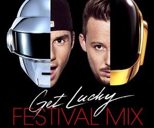 Daft Punk - Get Lucky (PURESANG Festival Mix)