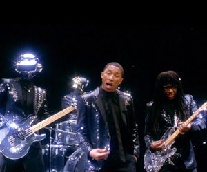 "DAFT PUNK, PHARRELL & NILE RODGERS ""GET LUCKY"""