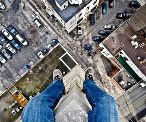 """Life On The Edge"" by Dennis Maitland"