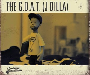 "DJ J-Finesse – ""THE G.O.A.T."" J DILLA Remix-Album"