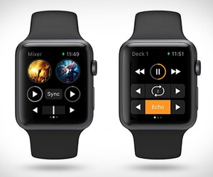 Djay for Apple Watch