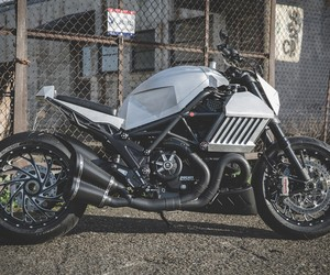 Ducati Diavel by Motorcorsa