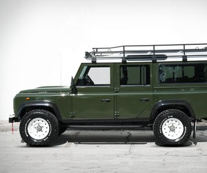 East Coast Defender Pedigree