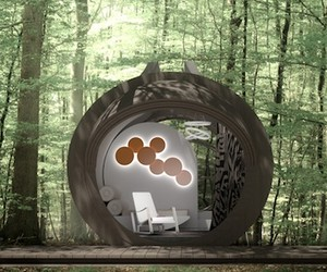 DROP Eco-Hotel Goes Anywhere In The World