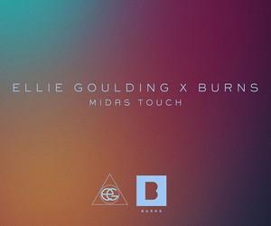 Ellie Goulding & BURNS - Midas Touch